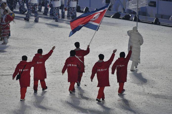 """IOC im """"Kalten Krieg"""" gegen die DVRKorea"""