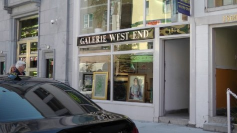 Galerie West End