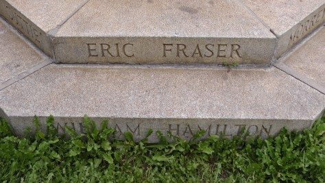 Eric Fraser and William Hamilton