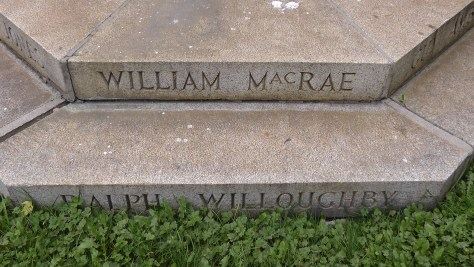 William MacRae and Ralph Willoughby