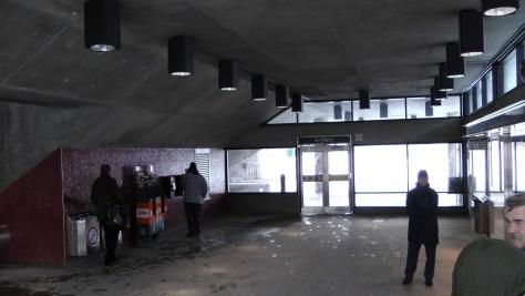 The Métro Charlevoix Building