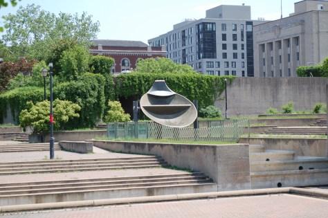 Mastodo by Charles Daudelin at Square Viger