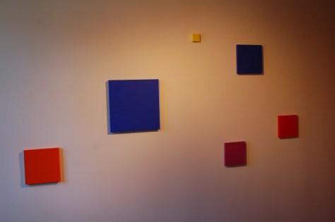 Claude Tousignant, Compostion Murale #1 (suite Périphérique)