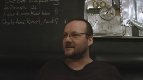 Jason Nelsons Chef/Owner of Le Renard Artisan Bistro in Montreal