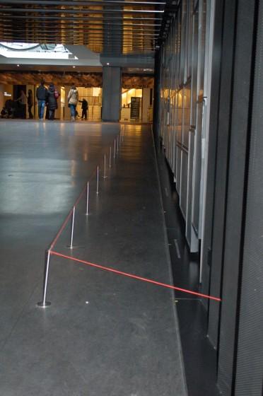 The multimedia zone in Espace culturel Georges-Émile-Lapalme