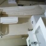 キャッスルピークホテルのバスルーム