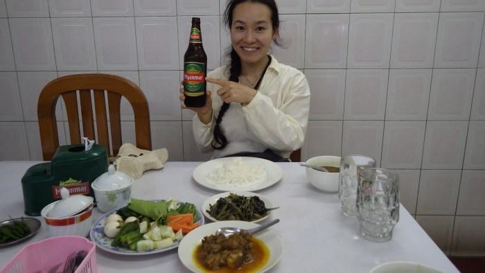 ミャンマーカレー