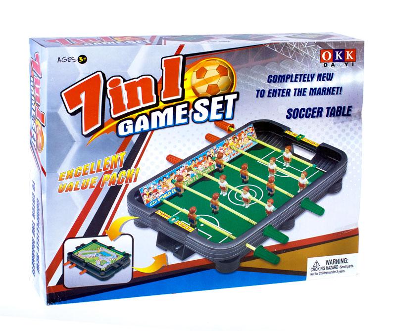 Društvena igra 7u1 table game