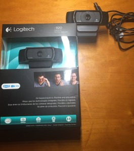 Logitech c920 Cameras