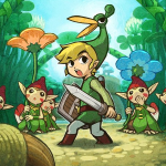 The Minish Cap set to hit the Japanese Wii U eShop next week