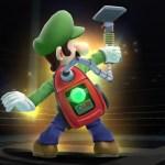 Luigi's Final Smash sucks in Smash Bros. 4 (in a good way)