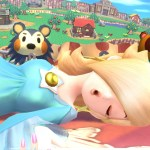 Rosalina appears majestic even when she has fallen in Smash 4