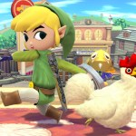 Players beware: Do not bully Cuccos in Smash Bros. 4