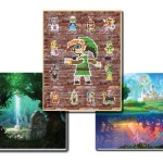 A Link Between Worlds poster set available once again on Club Nintendo (North America)