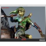 Nintendo UK offers official merchandise, includes gold Link and Epona figurine