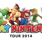 Play Nintendo Tour visiting 12 cities across the U.S.