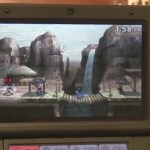 Here's some gameplay footage of Gerudo Valley for Super Smash Bros. 3DS