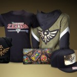 Nintendo UK Store's new additions: Hylian Shield backpack, Wind Waker Wallet and more
