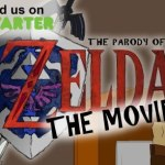 Kickstarter launches for Zelda parody