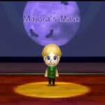 Tomodachi Life residents celebrate Majora's Mask with a song