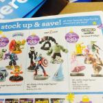 """Toys """"R"""" Us deal: Any 3 Amiibo figures for $30"""