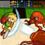 Fanart Friday: The Legend of Zelda goes retro