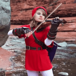 Exclusive: Taylor Davis talks about her love of music, gaming, and Ocarina of Time