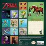 Giveaway: Spend 2015 in Hyrule with the official Zelda calendar