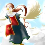 "Fanart Friday: ""Medli Ready for Take Off"""