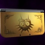 Majora's Mask New 3DS XL comes to GameStop for one day only