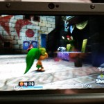 Hands on with Majora's Mask 3D: Checking out Clock Town and interface changes
