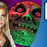 The party don't start till Skull Kid walks in: Ke$ha parody from Brentalfloss
