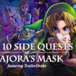 Top 10 side quests in Majora's Mask, featuring TrailerDrake