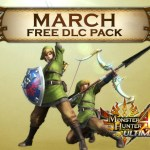 Free Legend of Zelda DLC comes to Monster Hunter 4 Ultimate