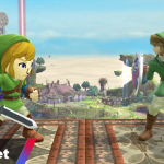 New costume and character DLC plus character poll for Super Smash Bros.