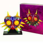 Here's a closer look at the Majora's Mask light on the Club Nintendo store