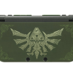 Pre-order some awesome Legend of Zelda clip armor for your New 3DS XL
