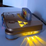 This sophisticated custom Nintendo 64 mod lights up Zelda-style
