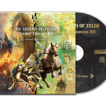 Pre-order Twilight Princess HD at GameStop and get an exclusive CD