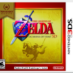 Ocarina of Time 3D joins the Nintendo Selects range in Europe