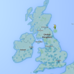 Link replaces Pegman in Google Maps today (Updated)