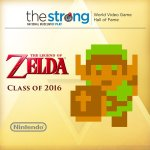 The Legend of Zelda has been added to the World Video Game Hall of Fame