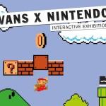 Vans x Nintendo interactive exhibition includes Majora's Mask making workshop