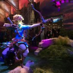 "All props and statues in Nintendo's Zelda booth at E3 were ""to scale"""