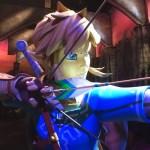 Tour Nintendo's Zelda booth in pictures