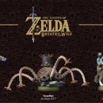 Breath of the Wild Amiibo line announced, Wolf Link revealed in-game