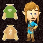 Join in the Breath of the Wild hype with Miitomo outfits