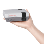 Step back into the 80s with the mini NES Classic Edition, coming to stores this November