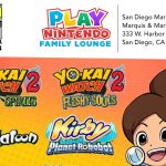 Nintendo invites fans to stop by at Comic-Con