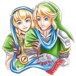Fanart Friday: Linkle and Link